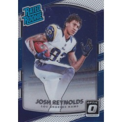 JOSH REYNOLDS 2017 DONRUSS OPTIC RATED ROOKIE