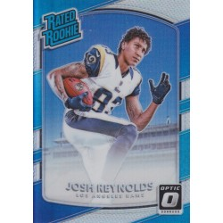JOSH REYNOLDS 2017 DONRUSS OPTIC RATED ROOKIE PRIZM