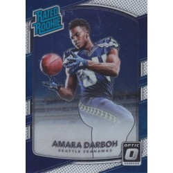 AMARA DARBOH 2017 DONRUSS OPTIC RATED ROOKIE