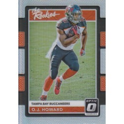 O.J HOWARD 2017 DONRUSS OPTIC THE ROOKIES PRIZM