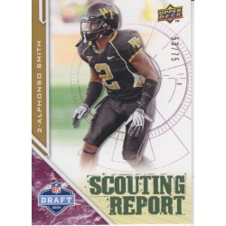 ALPHONSO SMITH 2009 DRAFT EDITION SCOUTING REPORT /75