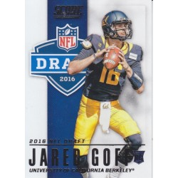 JARED GOFF 2016 SCORE NFL DRAFT ROOKIE