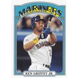 KEN GRIFFEY JR. 2013 TOPPS 1972 TOPPS MINIS