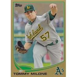 TOMMY MILONE 2013 TOPPS /2013