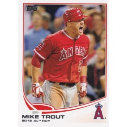 MIKE TROUT 2013 TOPPS