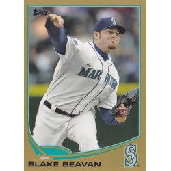 BLAKE BEAVEN 2013 TOPPS GOLD /2013