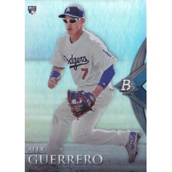 ALEX GUERRERO 2013 BOWMAN PLATINUM PROSPECTS ROOKIE