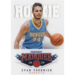 EVAN FOURNIER 2012-13 PANINI MARQUEE ROOKIE