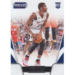 CHEICK DIALLO 2016-17 THREADS ROOKIE