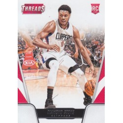 DIAMOND STONE 2016-17 THREADS ROOKIE