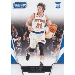 RON BAKER 2016-17 THREADS ROOKIE