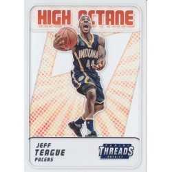 JEFF TEAGUE 2016-17 THREADS HIGH OCTANE