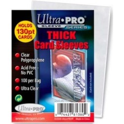 ULTRA PRO 130 PTS SLEEVES