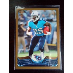 2013 Topps - [Base] - Gold Border darius reynaud 233/2013