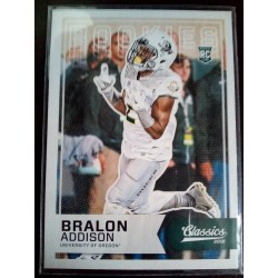 2016 Panini Classics - [Base] - Red Back bralon addison