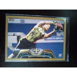 2013 Topps - [Base] - Gold border kenny vaccard 1477/2013