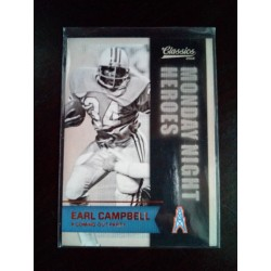 2016 Panini Classics - Monday Night Heroes - Bronze earl campbell