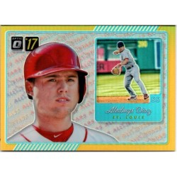 ALEDMYS DIAZ 2017 Donruss Optic All Stars Gold /10
