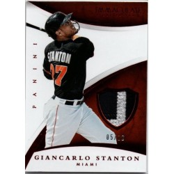 GIANCARLO STANTON 2015 Immaculate Patch /10