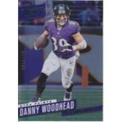 DANNY WOODHEAD 2017 PRESTIGE XTRA POINTS GREEN /150