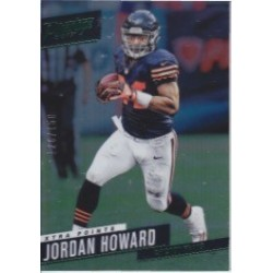 JORDAN HOWARD 2017 PRESTIGE XTRA POINTS GREEN /150
