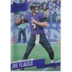 JOE FLACCO 2017 PRESTIGE XTRA POINTS PURPLE /100
