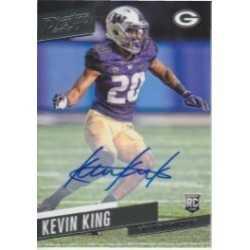 KEVIN KING 2017 PRESTIGE ROOKIE AUTO