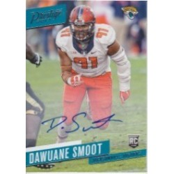 DAWUANE SMOOT 2017 PRESTIGE ROOKIE AUTO