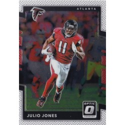 JULIO JONES 2017 PANINI DONRUSS OPTIC