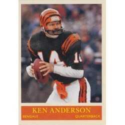 KEN ANDERSON 2009 UPPER DECK PHILADELPHIA