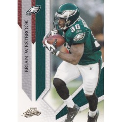 BRIAN WESTBROOK 2009 PLAYOFF ABSOLUTE