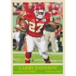 LARRY JOHNSON 2009 UPPER DECK PHILADELPHIA