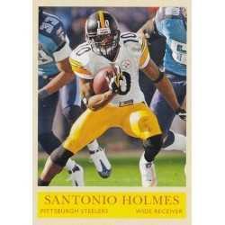 SANTONIO HOLMES 2009 UPPER DECK PHILADELPHIA