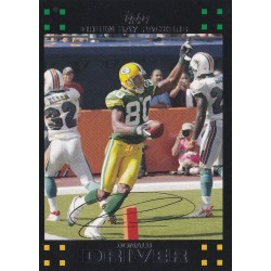 DONALD DRIVER 2007 TOPPS