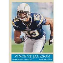 VINCENT JACKSON 2009 UPPER DECK PHILADELPHIA