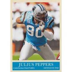 JULIUS PEPPERS 2009 UPPER DECK PHILADELPHIA