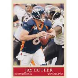 JAY CUTLER 2009 UPPER DECK PHILADELPHIA
