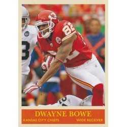 DWAYNE BOWE 2009 UPPER DECK PHILADEPLHIA