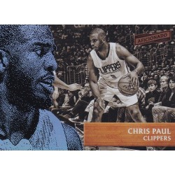 CHRIS PAUL 2016-17 PANINI AFICIONADO
