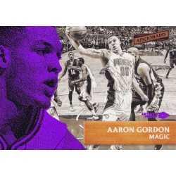 AARON GORDON 2016-17 PANINI AFICIONADO ARTIST'S PROOF PURPLE /99