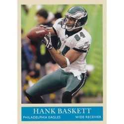 HANK BASKETT 2009 UPPER DECK PHILADELPHIA