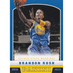 BRANDON RUSH 2012-13 PANINI ROOKIE