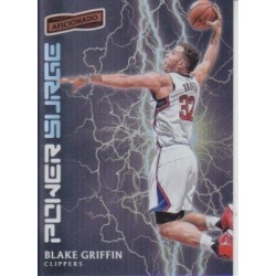 BLAKE GRIFFIN 2016-17 AFICIONADOS POWER SURGE