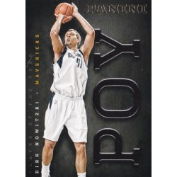 DIRK NOWITZKI 2012-13 PANINI PLAYER OF THE YEAR