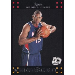 AL HORFORD 2007-08 TOPPS ROOKIE
