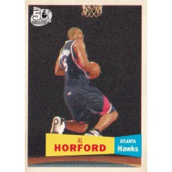 AL HORFORD 2007-08 TOPPS VARIATIONS ROOKIE