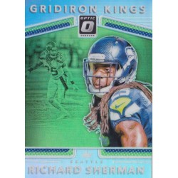 RICHARD SHERMAN 2017 PANINI OPTIC GRIDIRON KINGS