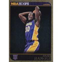 JULIUS RANDLE 2014-15 PANINI HOOPS GOLD ROOKIE