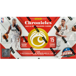 2017-18 PANINI CHRONICLES BASKETBALL BOITE HOBBY
