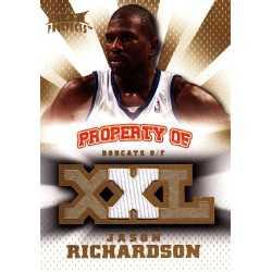 JASON RICHARDSON 2008-09 FLEER HOT PROSPECTS JERSEY /199